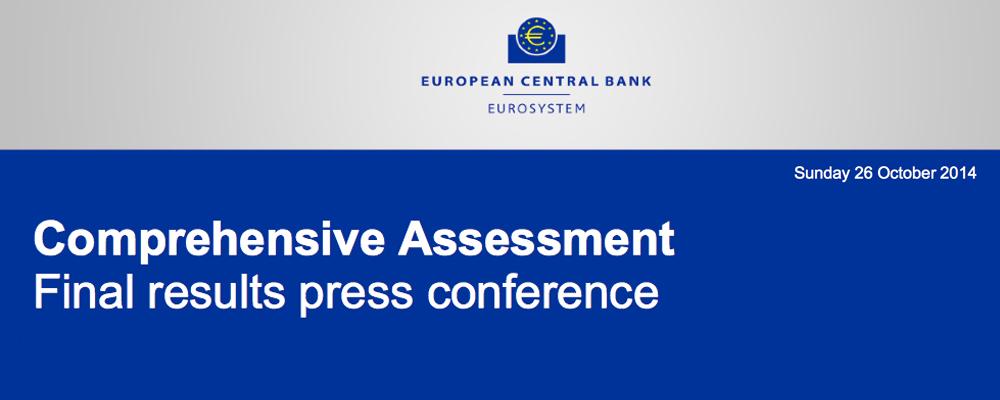 Stress Test European Central Bank Eurosystem Assessment