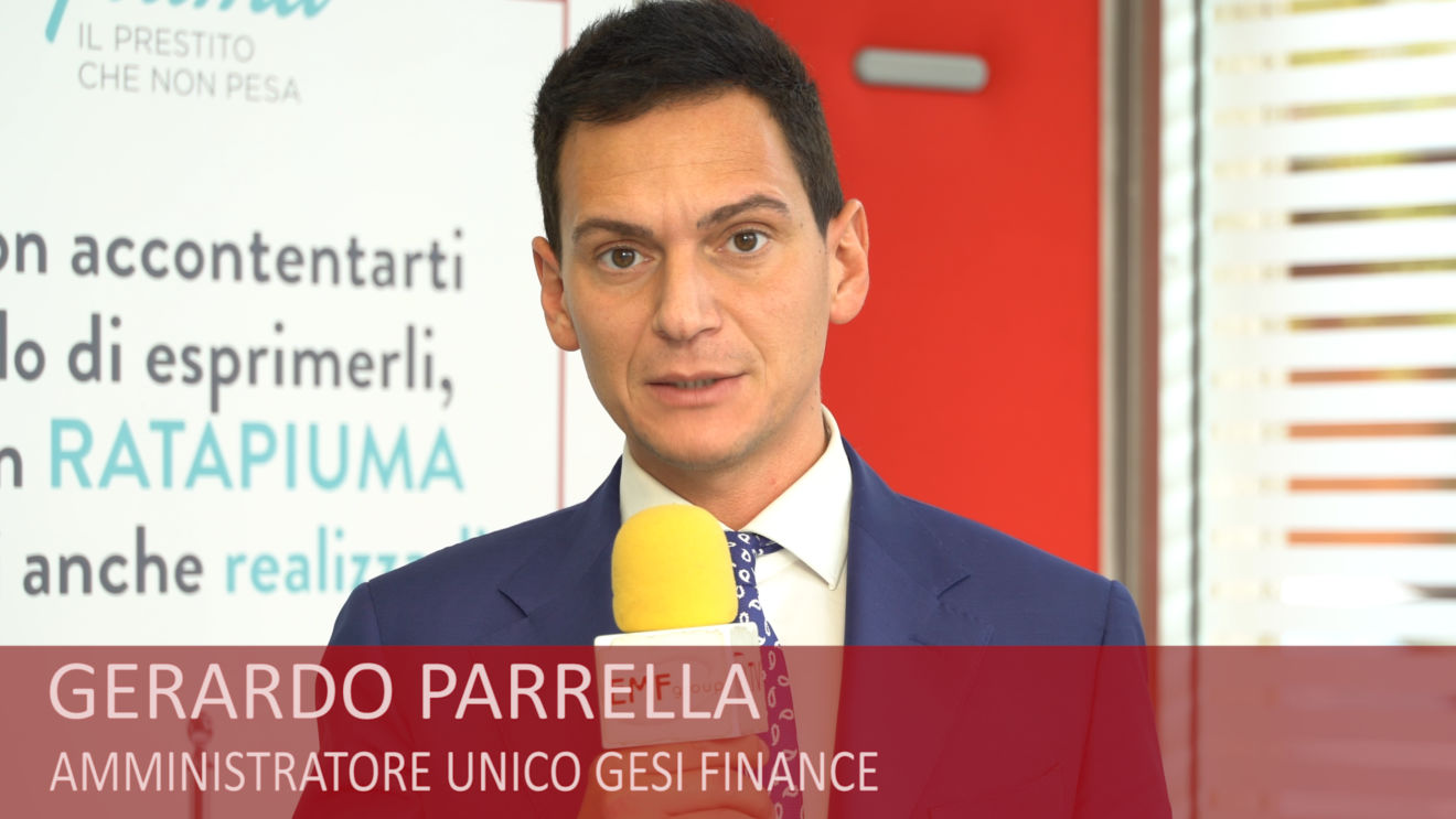 Gerardo Parrella (Gesi Finance):