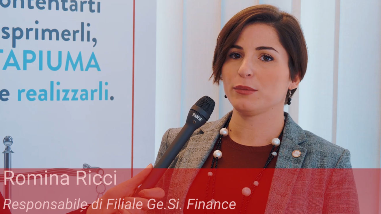 La voce di un Responsabile di Filiale Gesi Finance